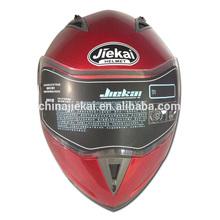 Dot certified barato ciclomotor helmetjk105, Vários estilos