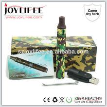 2014 newest and hottest E Cigarette herbal vaporizer camo g5 jr/camo vaporizer pen/camo e cig