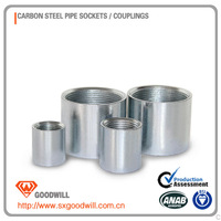 male pipe threaded end coupling