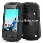 Dual Core, 960x640 Screen, Waterproof, Shockproof, Dustproof (Black) 3.5 Inch Rugged Android Phone