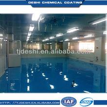 High Quality epoxy paint for concrete basement floor