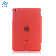 New Candy Color Crystal Hard PC Back Case for iPad Mini