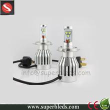 Superbleds H1 H3 H4 H7 H8 H9 H10 H11 H13 9005 9006 60w led headlight 6000lm high power led car headlight