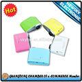 portáteis baratos projetor de bolso roda de cores