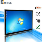55 inch brand new computer 1037u cpu touch screen wall mount advertising tv touch screen