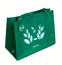 Eco-friendly lamination non woven recycle shopping bag