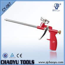 Plastic hand tool CY-087 silicone foam tube for door foam gun