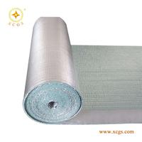 roofing heat reflective material,aluminium foil bubble insulation material,bubble insulation