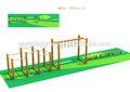 2014 china madeira ao ar livre das crianças equipamentos de playground
