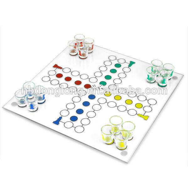 Giftsmate Ludo Drinking Game