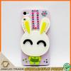hot selling rabbit acrylic mirror 6 inch cellphone case printing machine sj0053