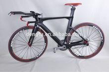 Dengfu Professional Time Trial bicycle frame,carbon tt bike size 50/52/54/56cm