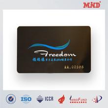 MDC0781 PVC PET ID/IC HF/UHF RFID Card cheap