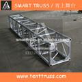 Truss deiluminación de elevación/curvo de aluminio armadura/truss torre deiluminación