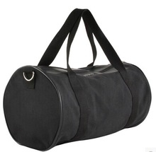 promotional practical cute girls rolling cylinder sports duffel bag manufacturer