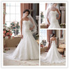 MZ-039 Hot Sale Strapless Free Shipping Wedding Dress Fishtail Wedding Dress Slim Fit Wedding Dress