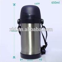 stainless steel bpa free travel kettle pot travel water jug pot