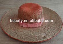 hot selling women's summer sun beach hats