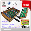2014 China new product wholesale fun kids mini table football for baby soccer toy game