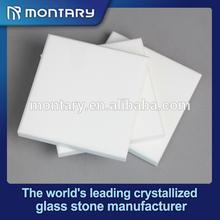 white nano crystal glass adhesive kitchen tiles