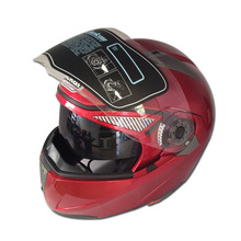 Red DOT full face helmet JK105,ABS material