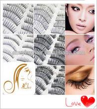hot! new stylish false eyelash,color false eyelash/natural false eyelash