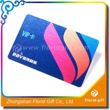 Plastic card full color printing VIP card /membership card magnetic stripe