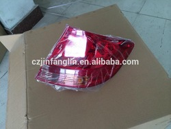Car Spare parts Tail Lamp for Chevrolet Sail10 , CHEVROLET SAIL 10 Car Accessories Tail Light