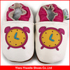 Alibaba supplier custom name date baby shoes with various designs
