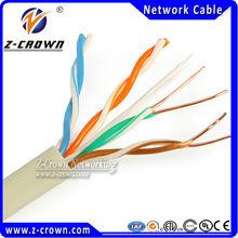LAN Cable, UL Standard, LSOH, Cat5E UTP