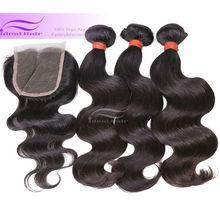 top grade brazilian hair, aliexpress hair hot wholesale brazilian virgin hair bundles with brazilian human hair lace closure