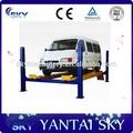 Made in china ce certificado barato caminhões carros 4l-9000 elevador hidráulico para lavagem de carro