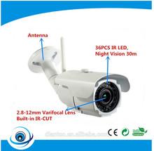 H.264 720P ONVIF 3g sim slot ip camera