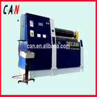 W12 Series hydraulic metal plate rolling machine, 20mm plate thickness