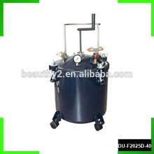 DU-F2025D-40 spray paint tank spray paint machine price