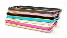 Beauty Arc Aluminum Ultra Thin Dual Color Bumper Case for Samsung Galaxy s5 for I9600 bumper