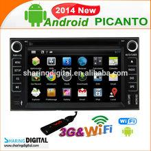 Android 4.2 Autoradio gps 3G WIFI for KIA Sorento Car DVD with GPS