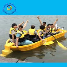 2014 New plastic leisure boat & rescue boat