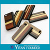 Handmade cell phone cases for iPhone 5 wooden
