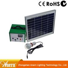 Top quality 100w portable solar power pack solar generator