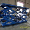 Mini mesa elevadora de tijera/hidráulica fija del ascensor de carga