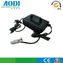 portable quad 24v automatic car battery charger 12v