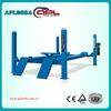 best price international quality standard ce in ground hydraulic car lift