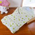 100% bambu organik pamuk bebek kalın battaniye örme desen bebek yumuşak battaniye çin toptan çocuklar uyku tulumu