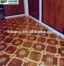 2014 High Quality Teak Parquet Engineered wood flooring