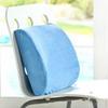 luxury modern fabric sofa chair foam back cushion