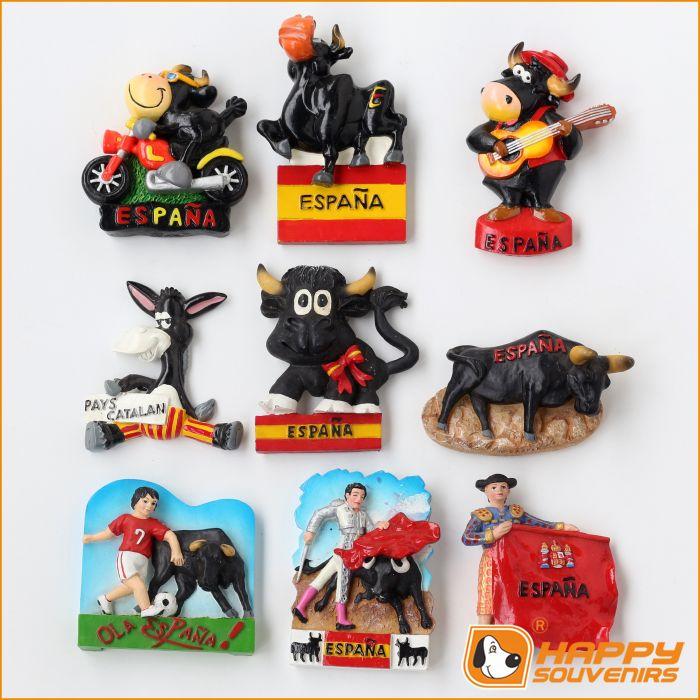 Spanish Bull Oxen in Spain Bull For Spanish