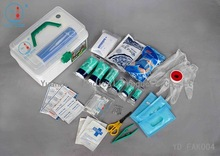 YD70712Essential Car First Aid Kit for Factory (CE,ISO and FDA Approved)