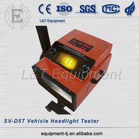 Best Price High Quality SV-D5T China Headlight Beam Tester