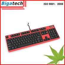 Best Wired Mechanical keyboard aluminium keyboard